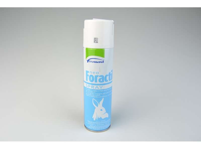 Neo Foractil Spray Formevet soluzione spray 250 ml