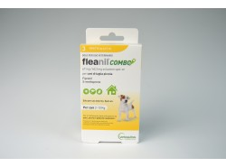 Fleanil Combo Vetoquinol 67 mg/60.3 mg spot-on 3 pipetta da 0.67 ml