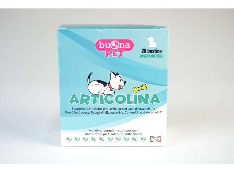Articolina Steve Jones 20 bustine 50 g