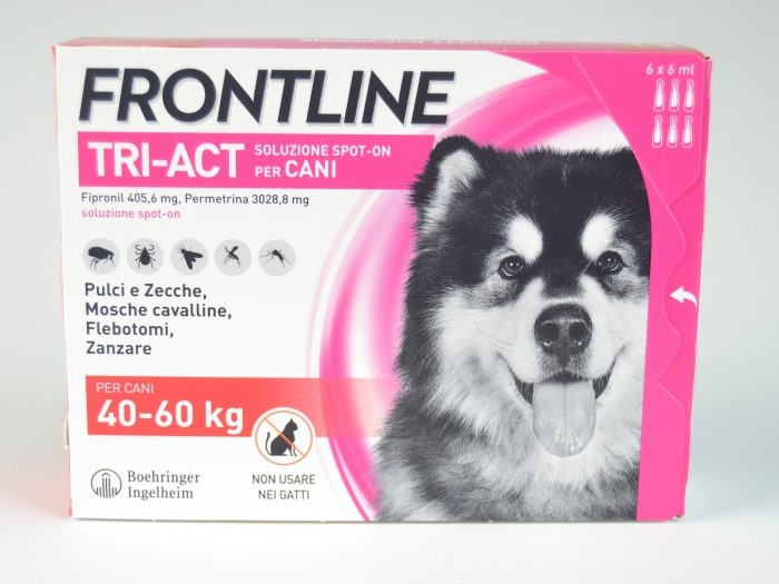 frontline triact 40-60 kg